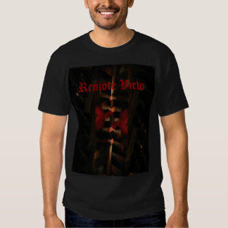 """""""Remote View"""" Silent Hour T-shirt"""
