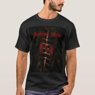 """Remote View"" Silent Hour T-shirt"