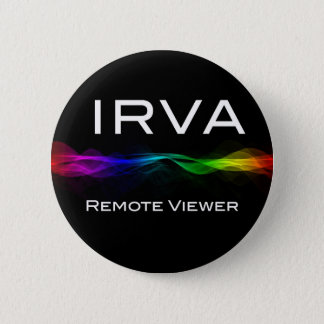 Remote Viewing 6 Cm Round Badge