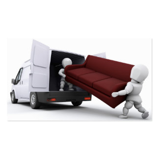 Removals Business Card