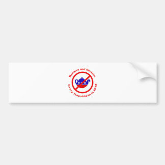 Remove and Replace Products Bumper Sticker