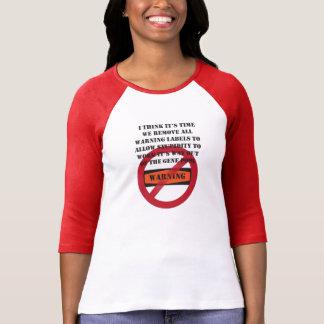 Remove Stupidity T-Shirt
