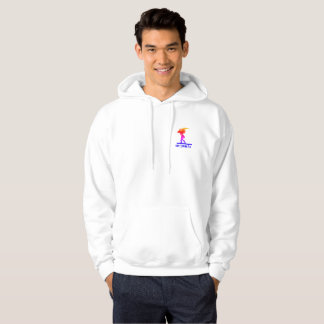 Remove the Plank Dude Hoodie
