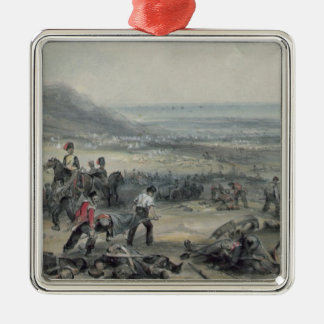 Removing the Dead and Wounded Christmas Ornament