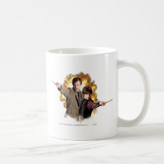 Remus Lupin and Nymphadora Tonks-Lupin Coffee Mug