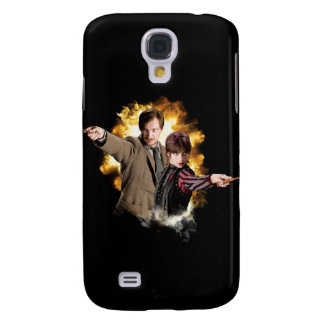 Remus Lupin and Nymphadora Tonks-Lupin Galaxy S4 Case