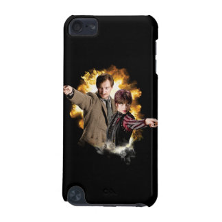 Remus Lupin and Nymphadora Tonks-Lupin iPod Touch (5th Generation) Cover