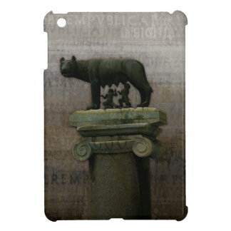 Remus Romulus and the she wolf Case For The iPad Mini