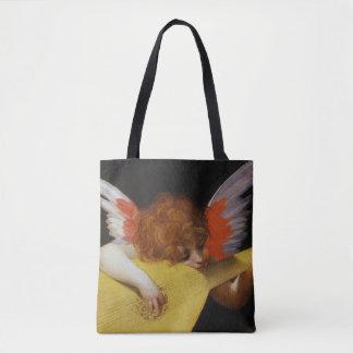 Renaissance Angel Fiorentino Painting Putti Tote Bag