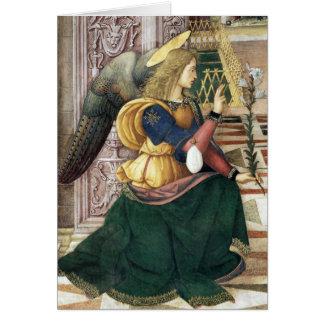 Renaissance Angel Note Cards Pinturicchio