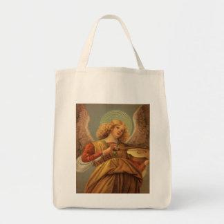 Renaissance Angel Playing Violin Melozzo da Forli Bag