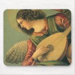Renaissance Art, Angel Musician, Melozzo da Forli Mousepad