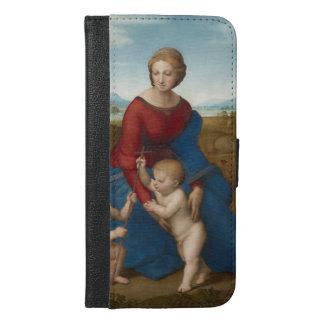 Renaissance Art Madonna in Meadow