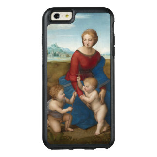 Renaissance Art Madonna in Meadow OtterBox iPhone 6/6s Plus Case