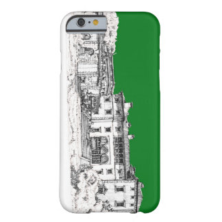 Renaissance building green barely there iPhone 6 case