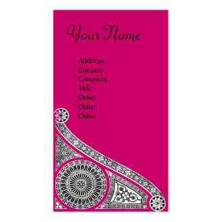 RENAISSANCE BUSINESS CARD TEMPLATE