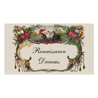 Renaissance Dreams Business Card