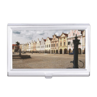 Renaissance Houses Business Card Holder