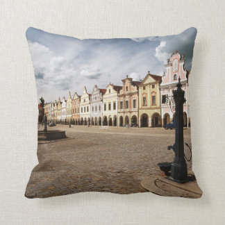 Renaissance Houses Cushion
