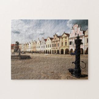 Renaissance Houses Jigsaw Puzzle