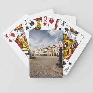 Renaissance Houses Playing Cards