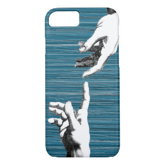 renaissance pop art michelangelo iPhone 7 case
