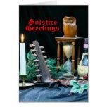Renaissance Solstice card