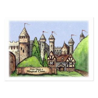 Renaissance Village Large Business Cards (Pack Of 100)