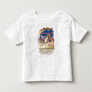 Renaud de Montauban and Charlemagne Toddler T-Shirt