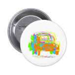 Renault 4CV Badge