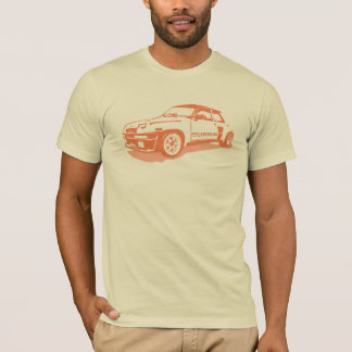 Renault 5 Turbo T-Shirt