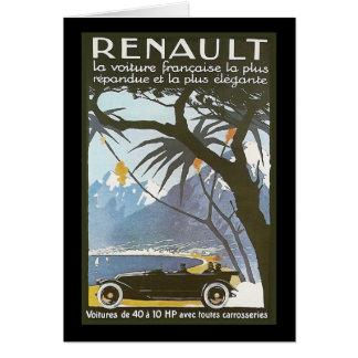 Renault Card