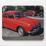 Renault Dauphine Mouse Pad
