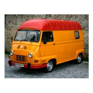 Renault Estafette 1000 Postcard