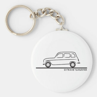 Renault R4 Key Ring