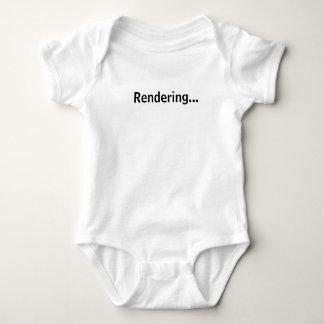 Rendering.... Baby Bodysuit