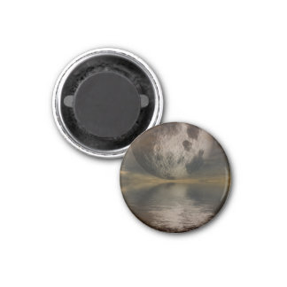 Rendition of the Moon Over Water Magnets