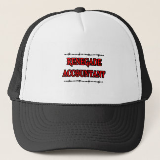 Renegade Accountant Trucker Hat