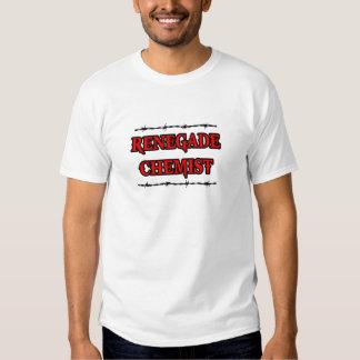 Renegade Chemist Shirts