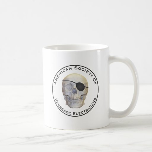 Renegade Electricians Coffee Mugs