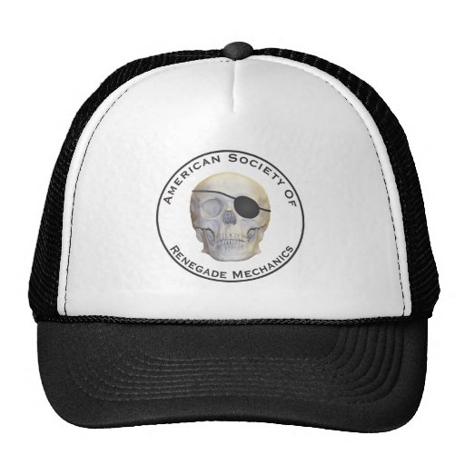 Renegade Mechanics Hats