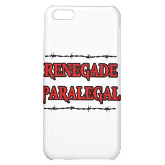 Renegade Paralegal iPhone 5C Cases