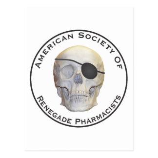 Renegade Pharmacists Postcard