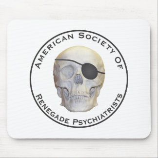 Renegade Psychiatrists Mouse Mat