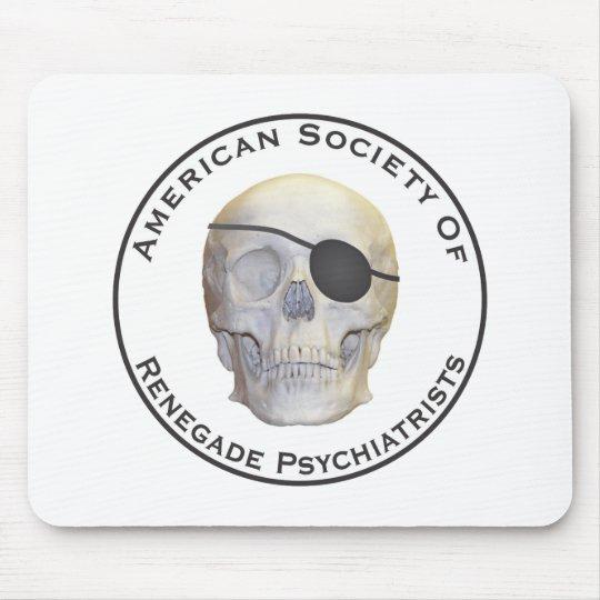 Renegade Psychiatrists Mouse Mat