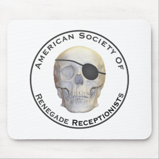 Renegade Receptionists Mouse Mat