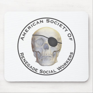 Renegade Social Workers Mouse Mat