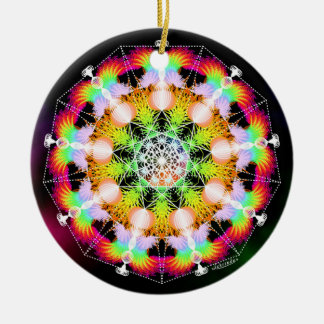 Renew/Cosmic Connector Christmas Ornament