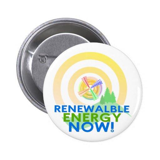 Renewable Energy Button