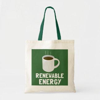 Renewable Energy Coffee Cup